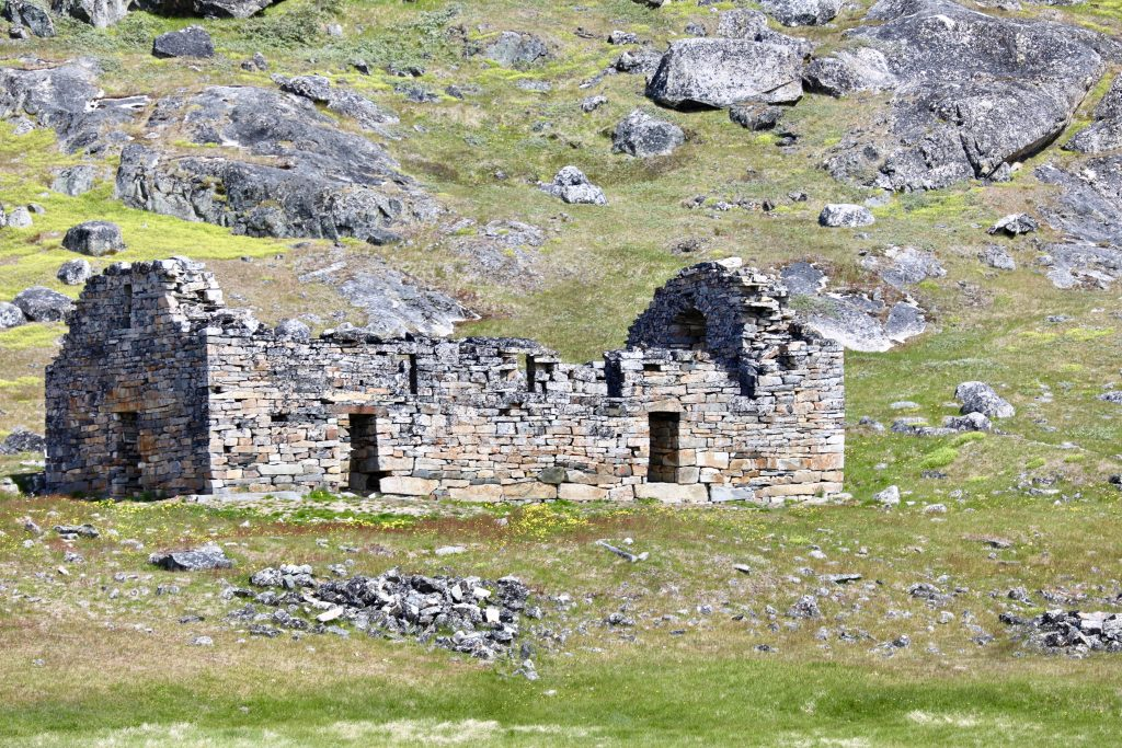 Hvalsey Church was a church in the abandoned Greenlandic Norse settlement of Hvalsey. The best preserved Norse ruins in Greenland.